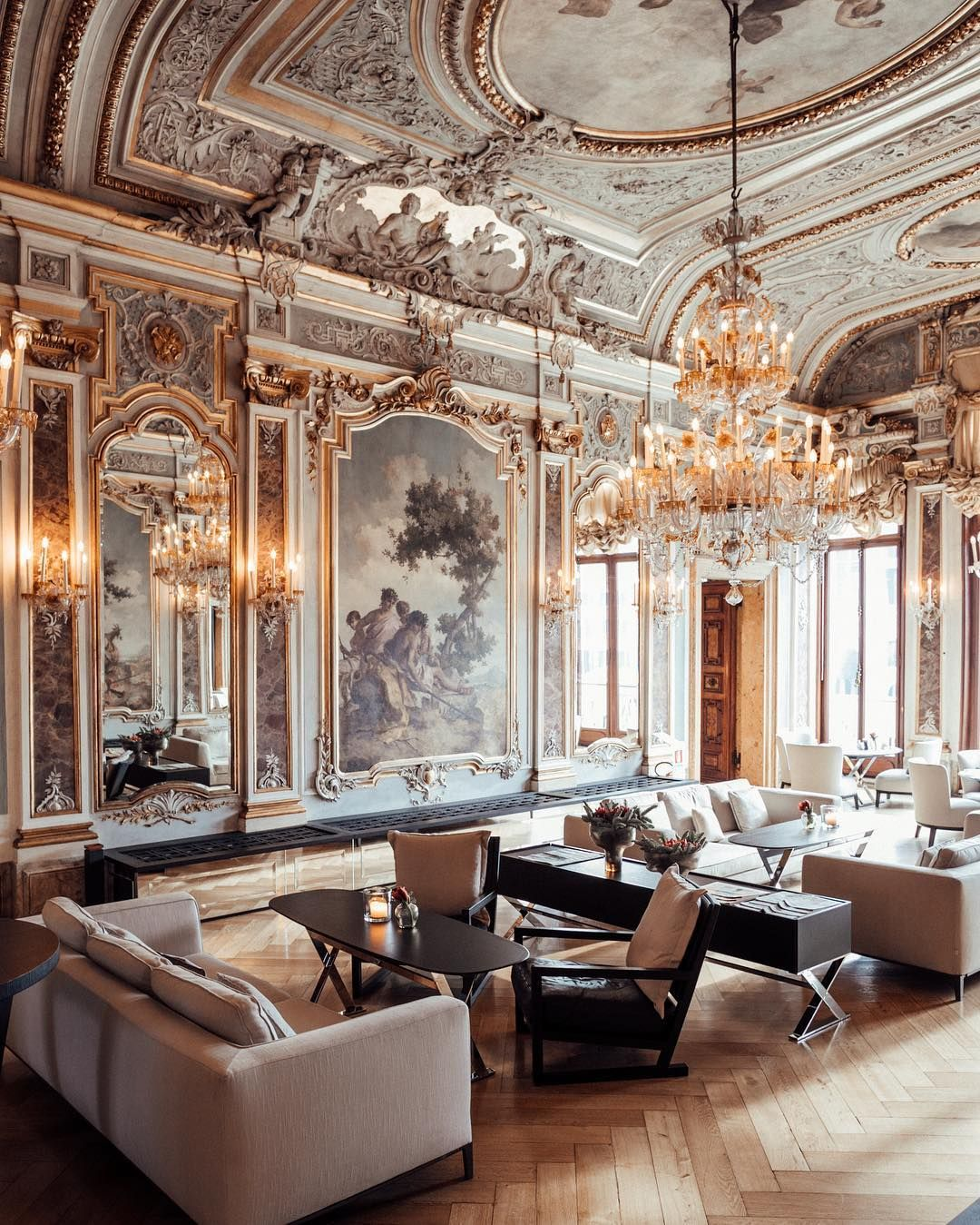 Breakfast Room In Hotel Aman Venice Via David Diedert Home
