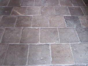 Boeren plavuizen vloer grijs home stenen vloeren