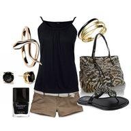 Cute Summer Fashionista Trend