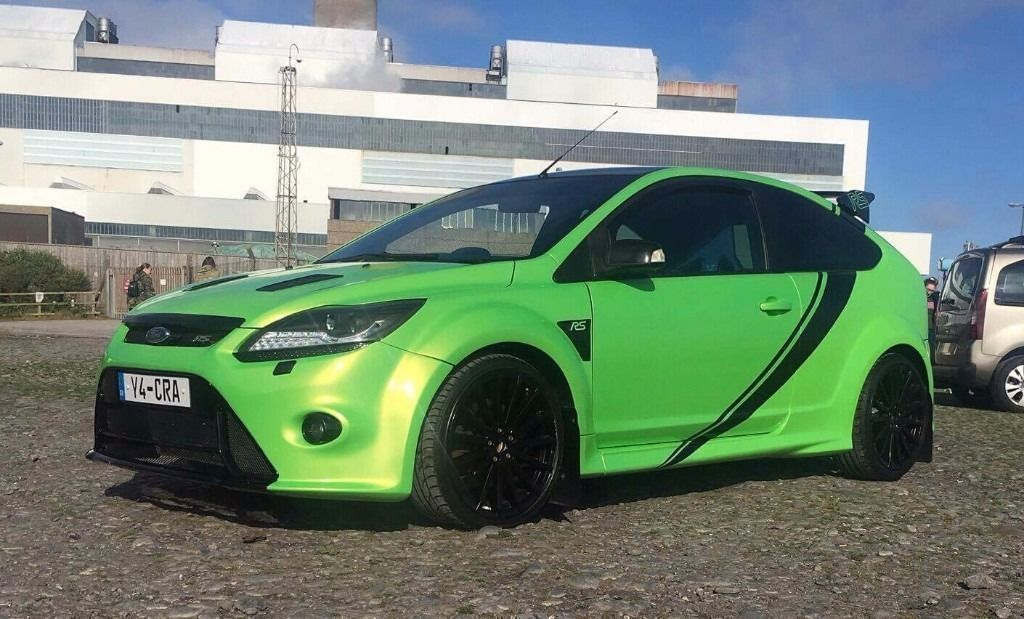Ford Focus Rs Replica St Turbo In Hebburn Tyne And Wear Gumtree Autos Y Motos Autos Motos