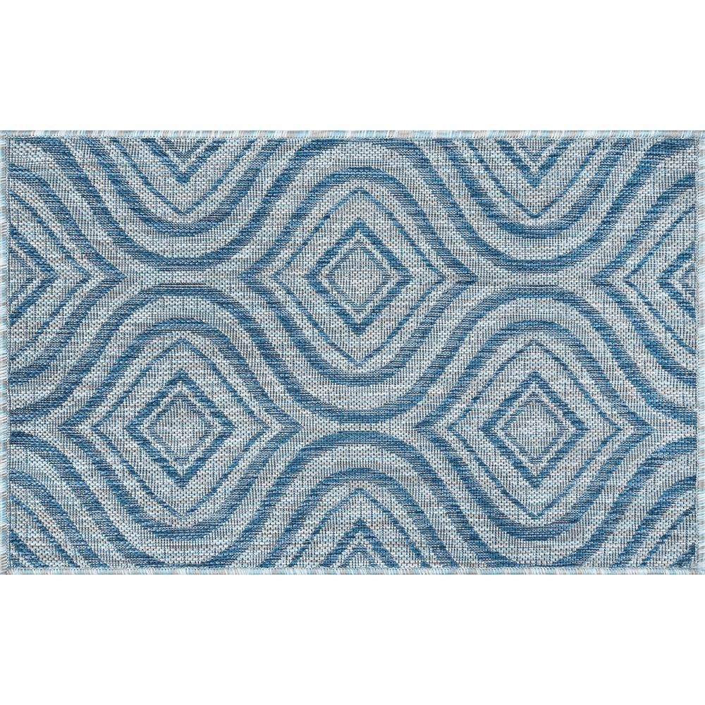Tayse Rugs Veranda Cream 2 Ft X 3 Ft Outdoor Accent Rug Vnd1717 2x3 The Home Depot Rugs Area Rugs Indoor Outdoor Area Rugs