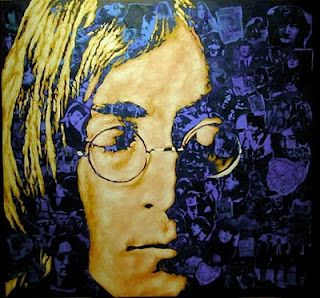 John Lennon, a man brave, stubborn and strong personality, yes, I love, I love this genius..