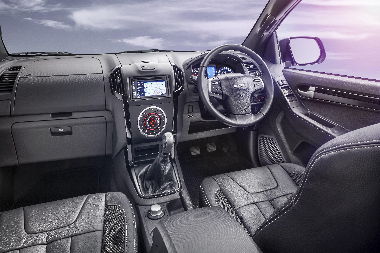 We Love The New Isuzu D Max Blade S Interior Do You Isuzuuk