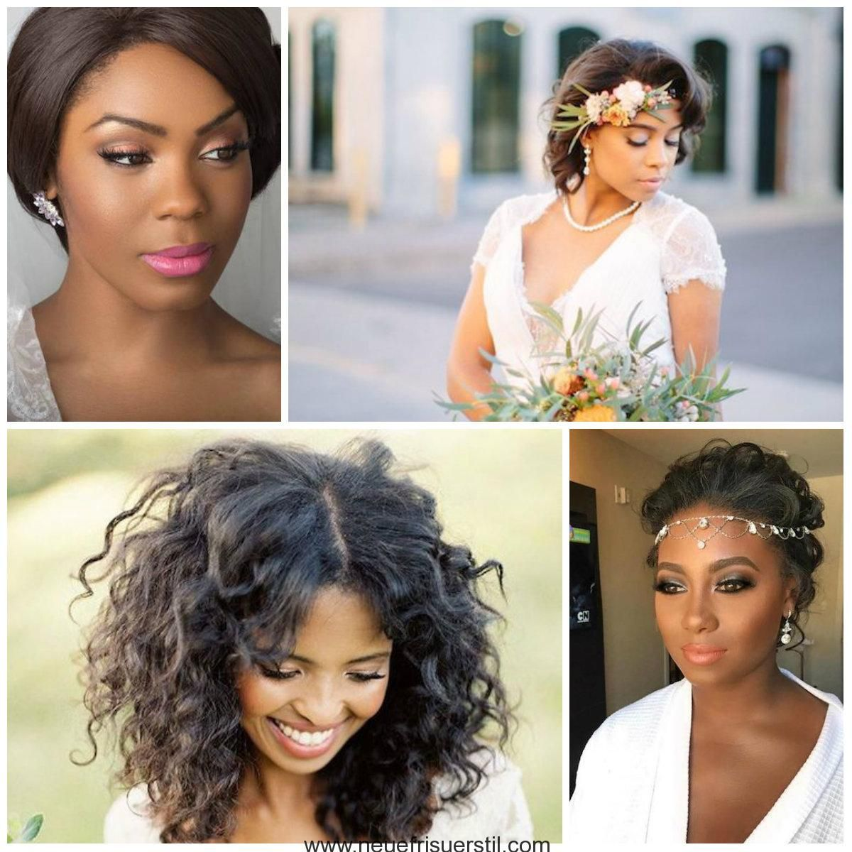 wedding hairstyles for black women in 2018 #black