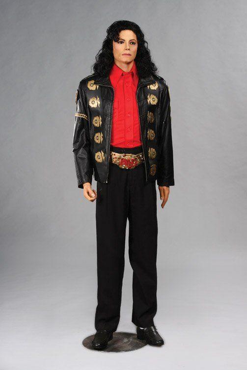 michael jackson tøj shop