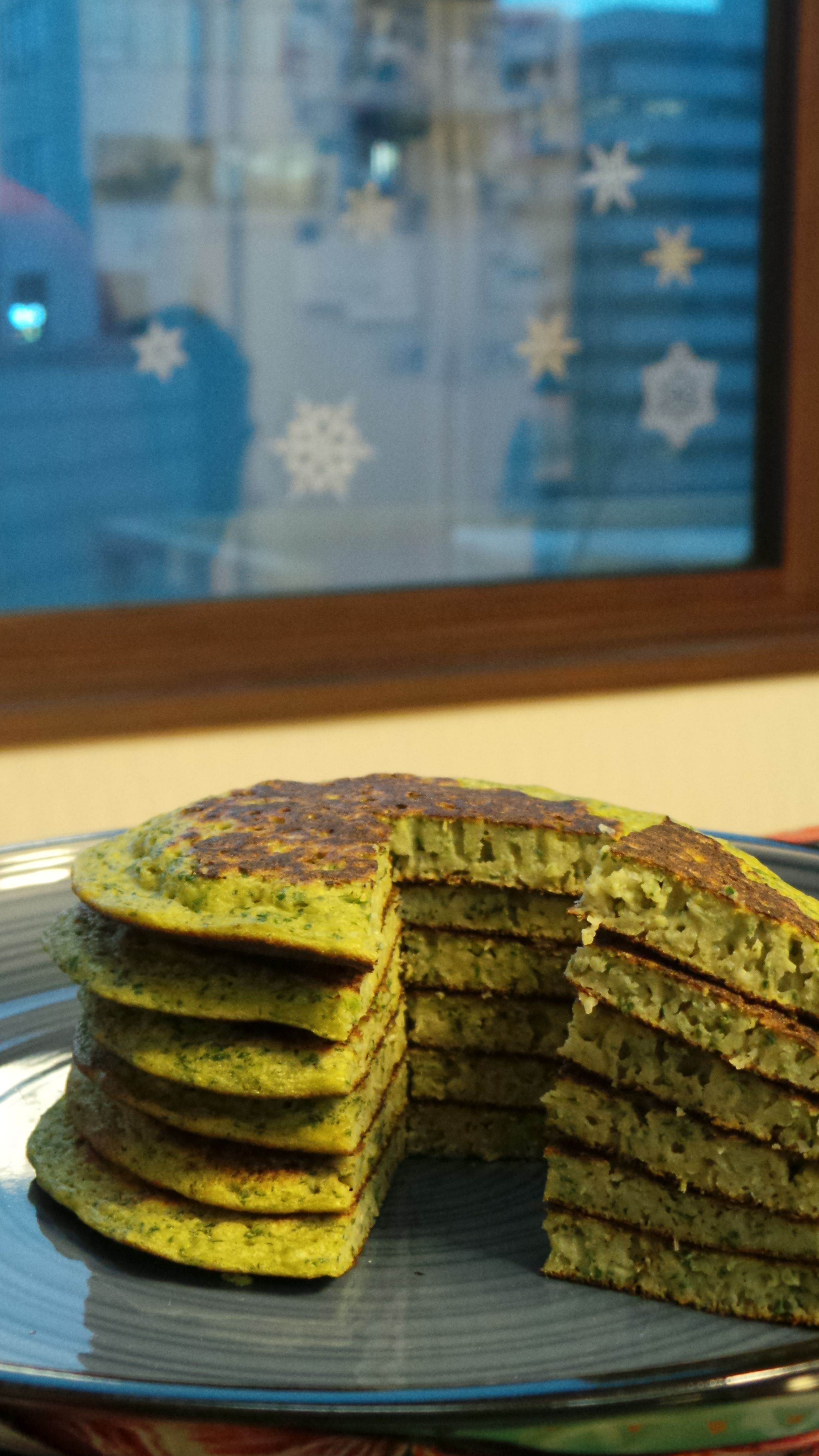 Swiss Chard Pancakes | Healthier Cooking & Baking | Pinterest