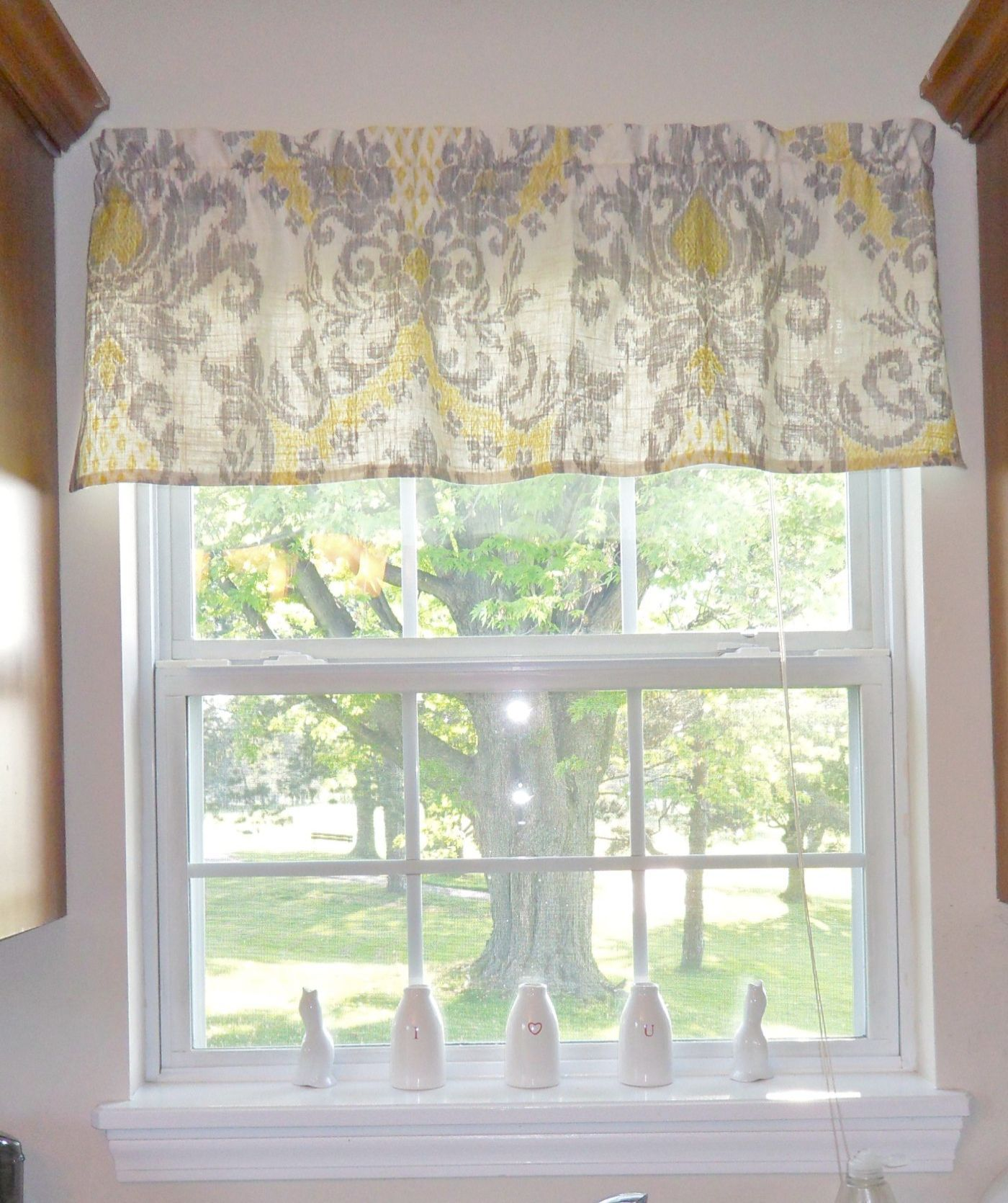 Turquoise Ring Sterling Silver Genuine   Window valance diy ...