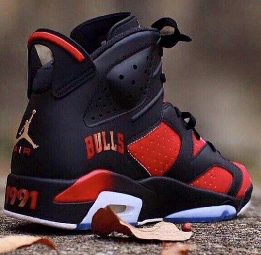Custom Air Jordan Retro 6 | Shoes