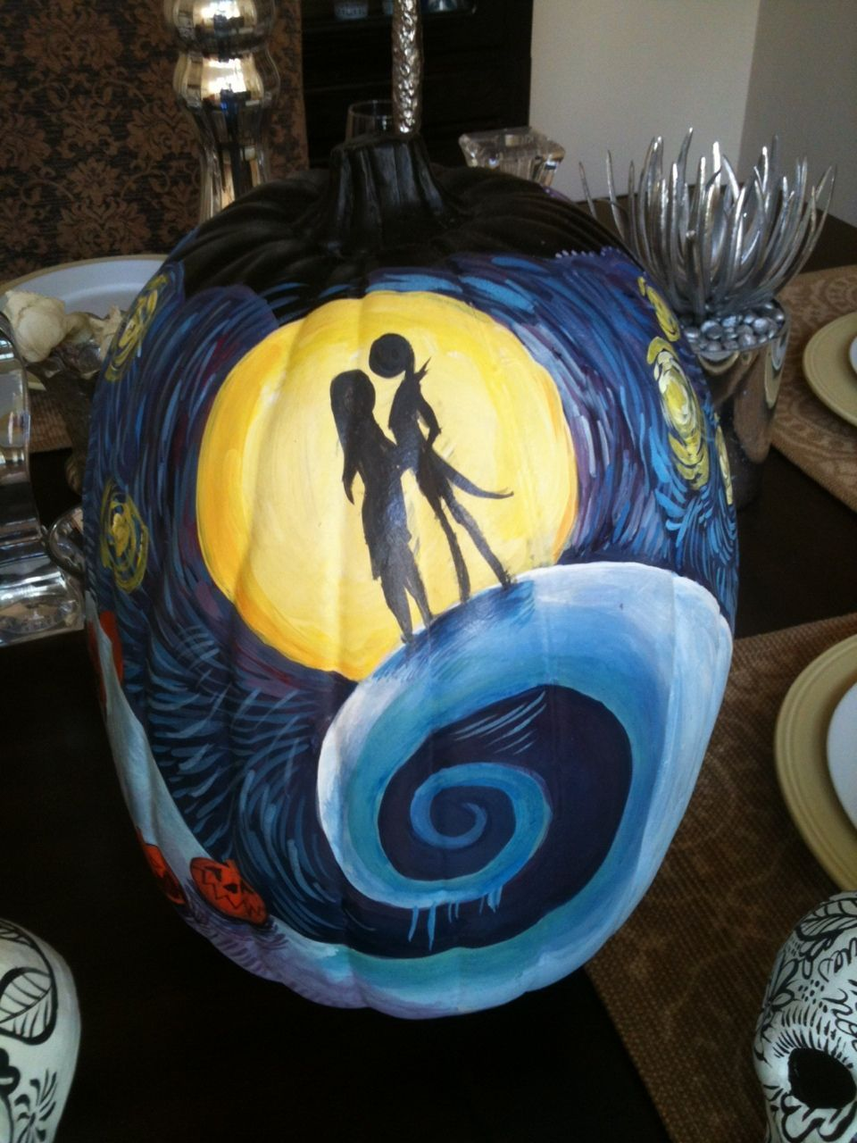 70+ Best Pumpkins Painting Ideas #paintedpumpkinideas