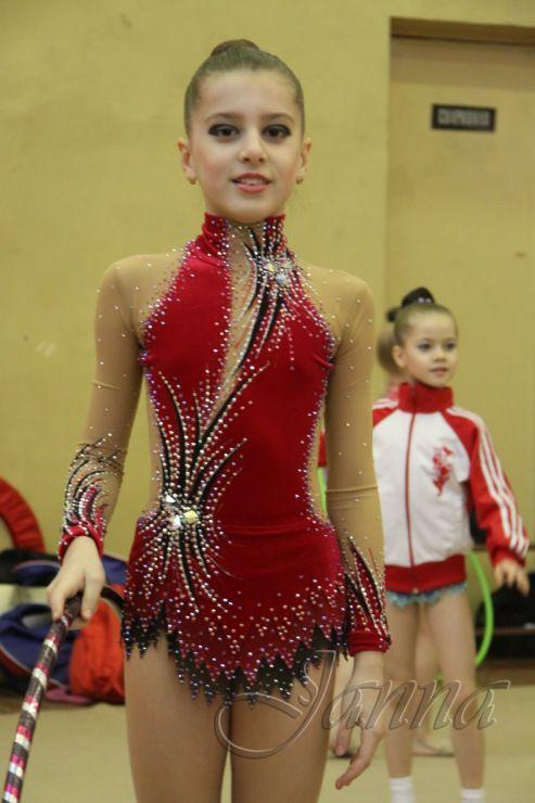 Gallery.ru / Фото #14 - костюмы для художественной гимнастики 3 - dusya7