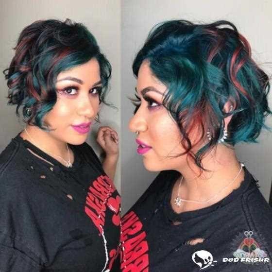95 Cooles Regenbogen Haar, das es wert ist, 2019-2020 ausprobiert zu werden -