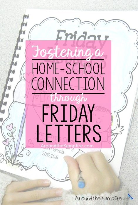 Photo of Fostering the Home-School Connection Through Friday Letters – Around the Kampfire