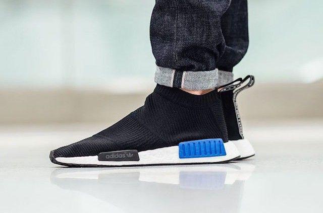 adidas nmd città sock primeknit abbigliamento adidas nmd pinterest