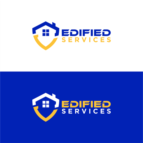 Edified Services Design A Clean Clear Classy Logo For Edified Services We Provide Professional Cleanin Classy Logos Logo Design Contest Logo Design
