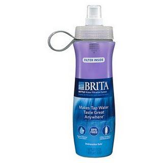inside brita water filter. Brita Water Bottle With Filter Inside!--The Garrett Family No Longer Buys Bottled Inside W