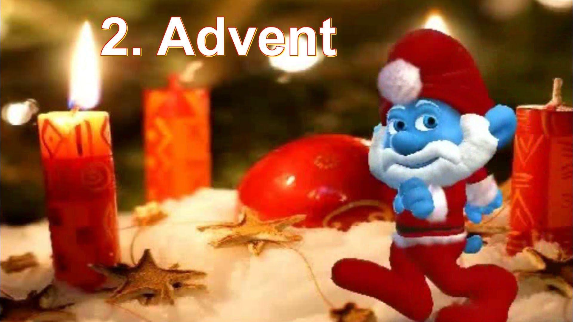 2 Advent Verse Gedichte Sprüche Reime Mit Papa