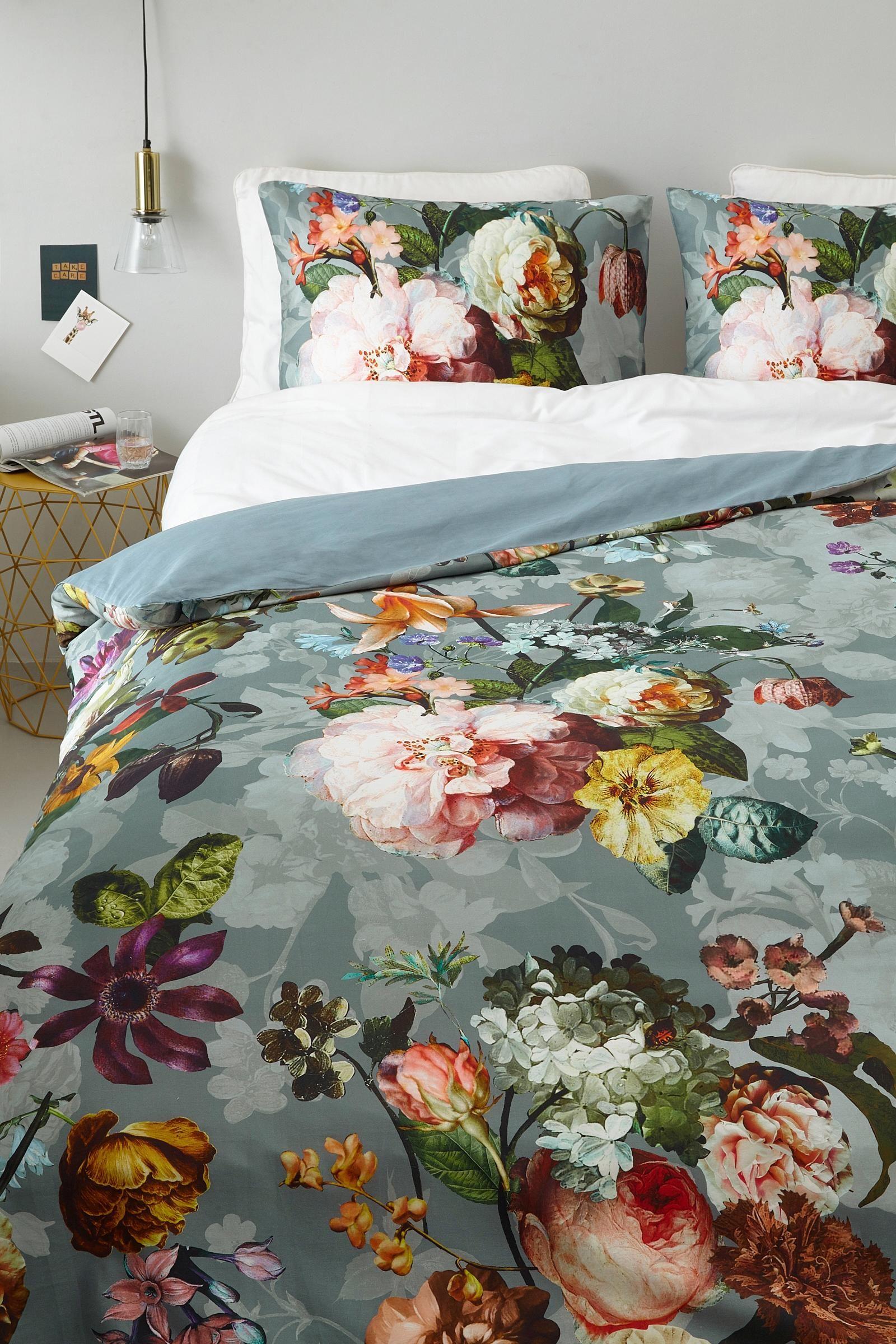 Gek op bloemen Dekbedovertrek Essenza bedroom dekbedovertrek bedroomideas
