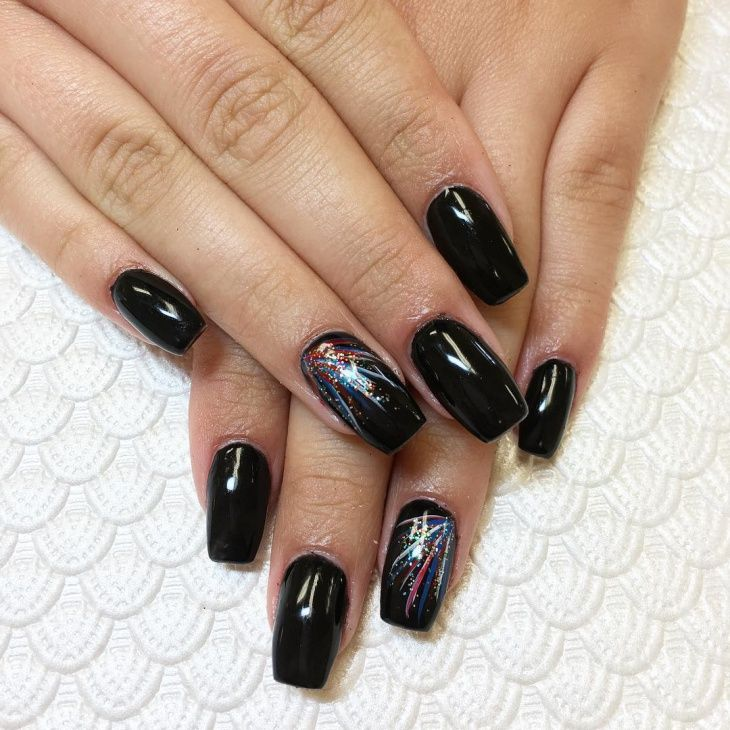 29 Awesome New Year Nails Designs For Winter Nails 2017 | Winter ...