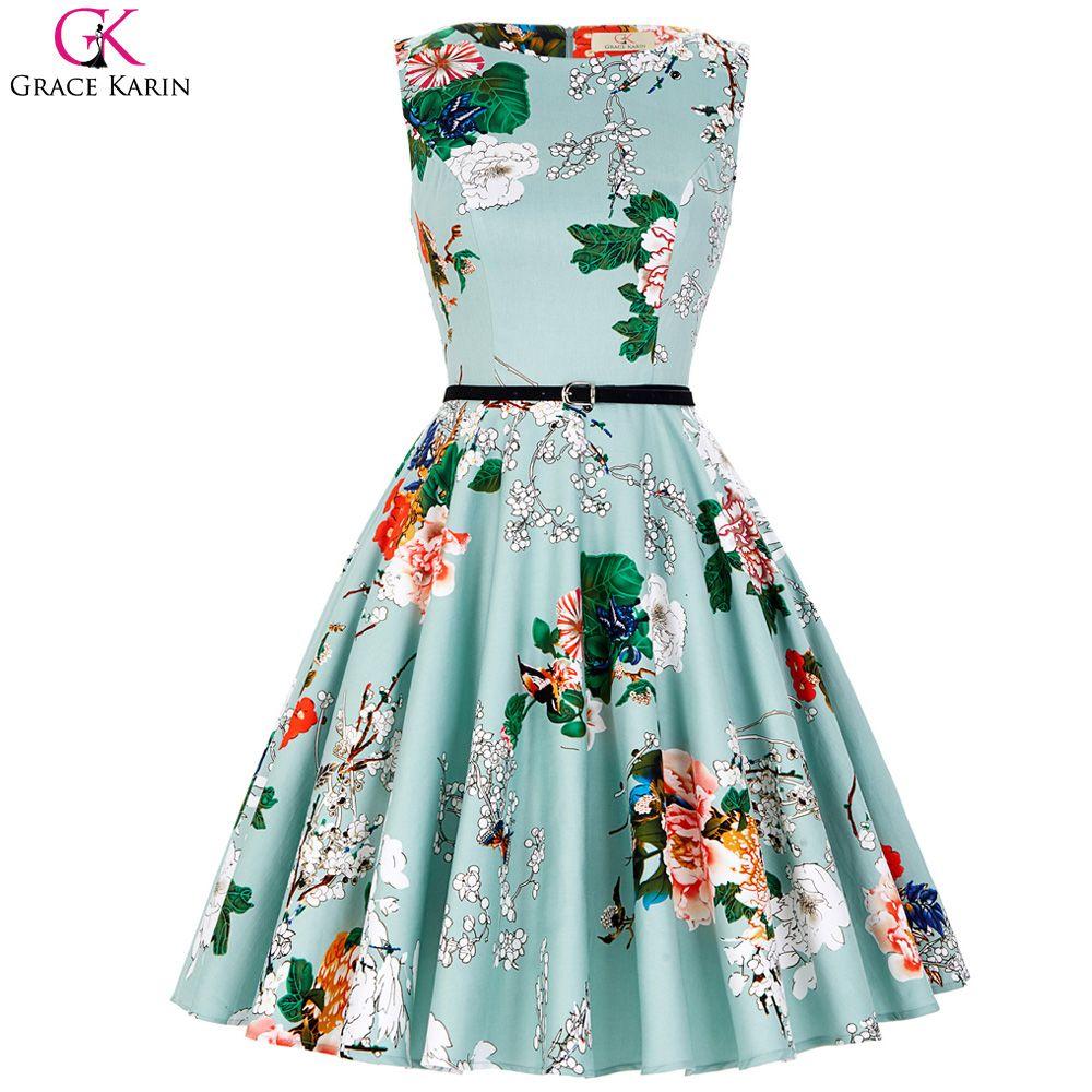 Grace Karin Cocktail Dresses 2017 Short Party Dress Summer Vestido ...
