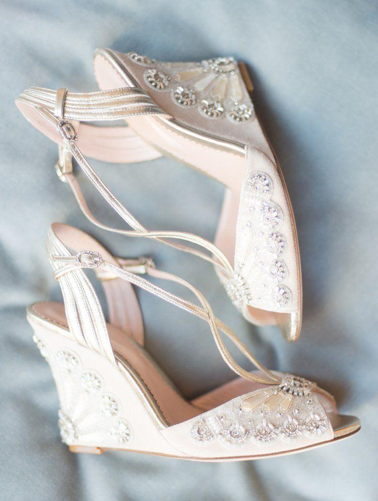 33+ Wedding wedges for bride uk ideas