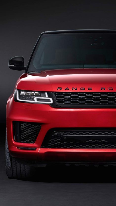 Red Range Rover Sport Autobiography Iphone Wallpaper Iphone