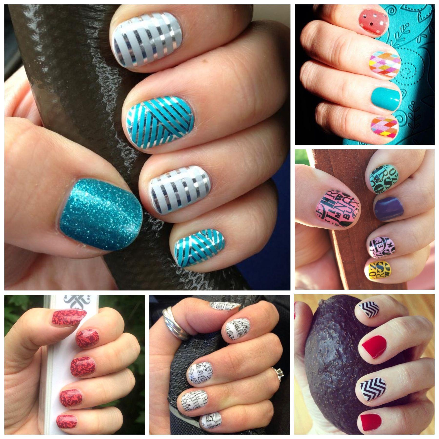 http://lorythompson.jamberrynails.net | Acrylic nails | Pinterest ...