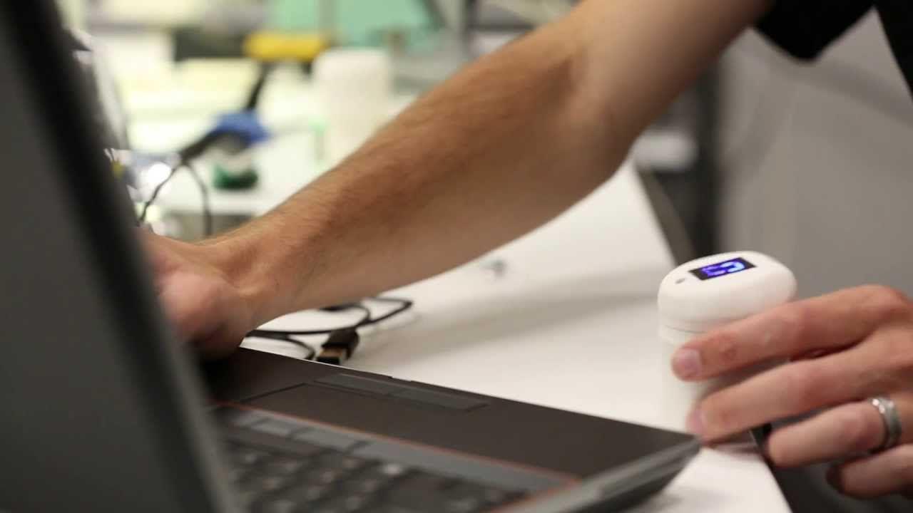 3D Printed Vibrating Shift Knob
