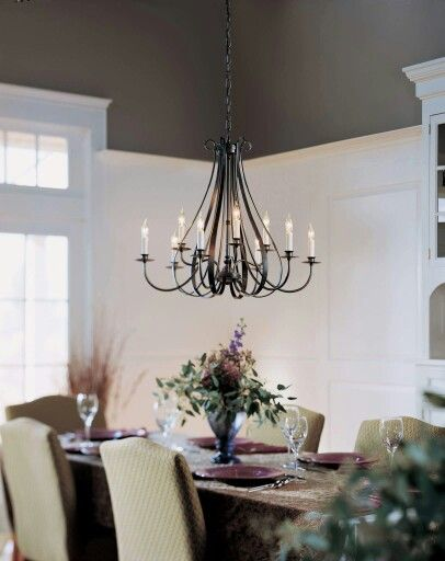 Pin By Melissa Benefiel On Walls With Images Chandelier Transitional Lighting Transitional Chandeliers