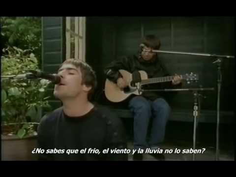 #Oasis - Stand By Me [Acustico] [Subtitulado a Español] - YouTube