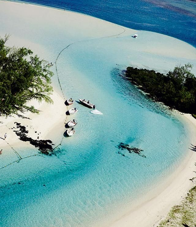 12 Best Island Images On Pinterest: Ile Aux Cerfs Island, #Mauritius Http