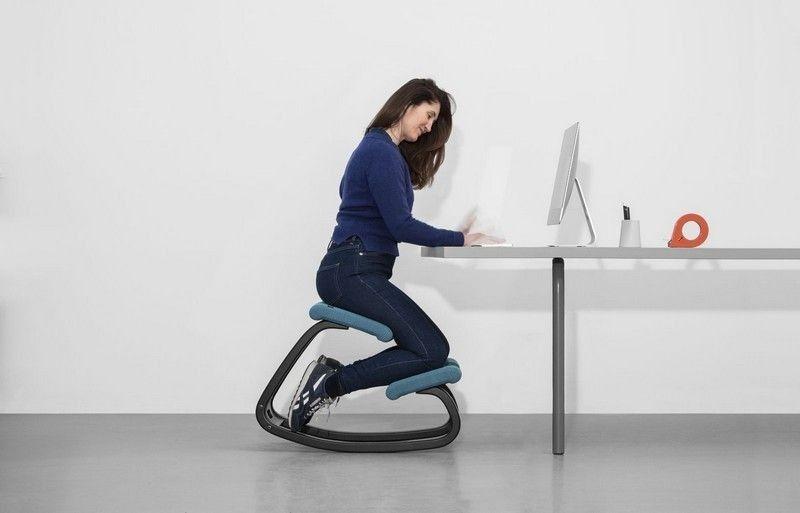 Sedia variable desk work by varier centro delle camerette