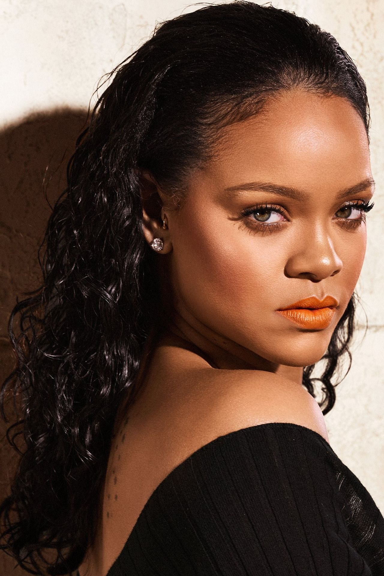 Black Girl Makeup Rihanna fenty beauty, Fenty beauty