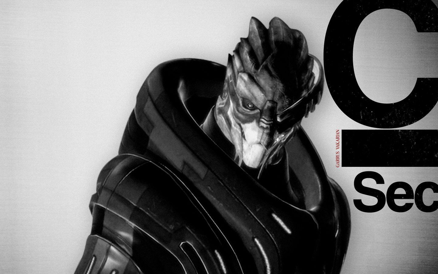 Garrus Vakarian, I might have a slight crush on you.