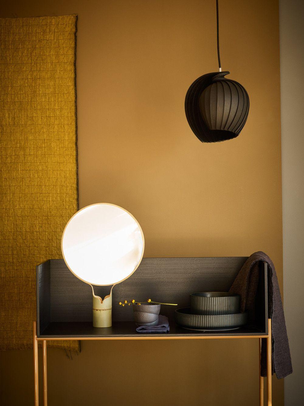Ambiances terracotta couleurs d co chambre couleur peinture ocre et couleur terracotta - Couleur chaude salon ...