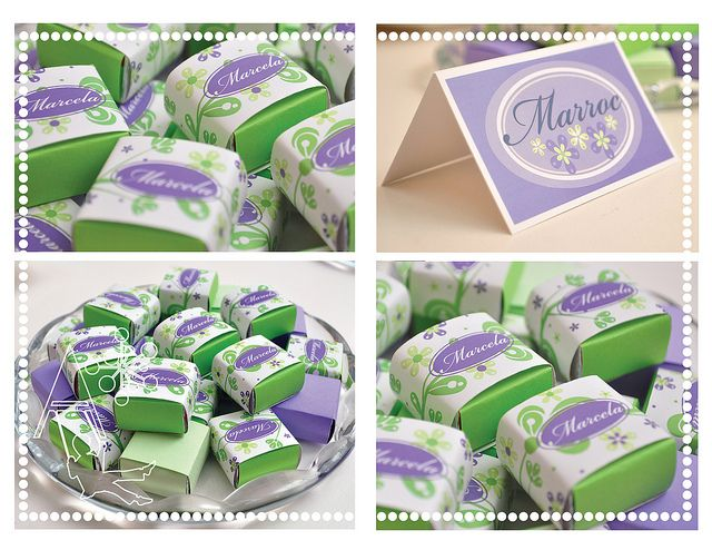 Tinkerbell inspired-chocolates