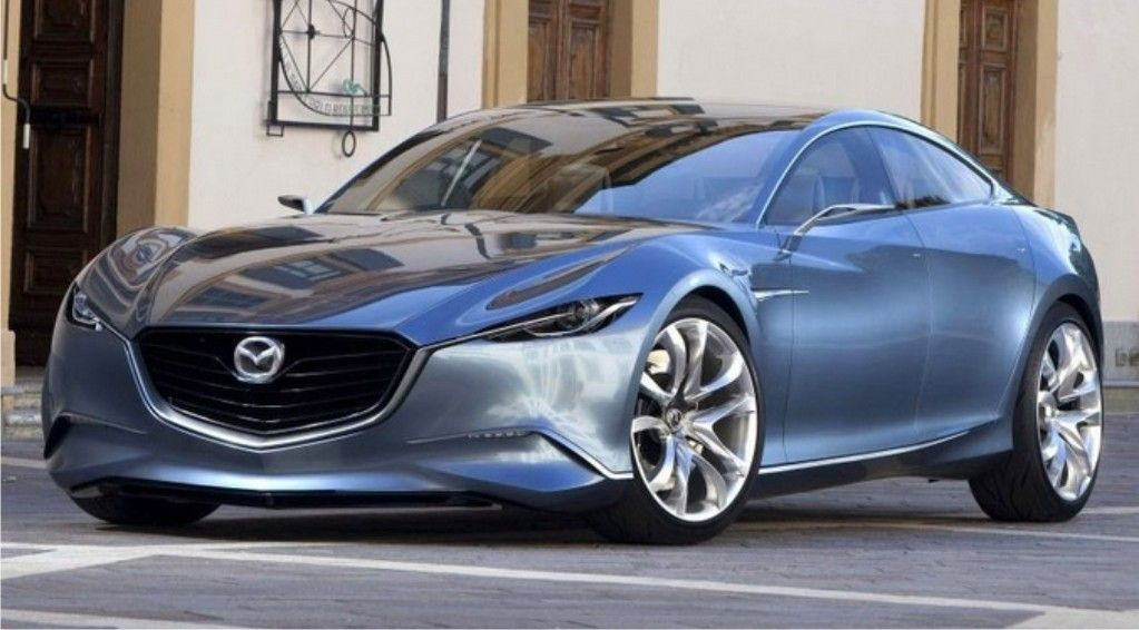 2019 Mazda 6 is another luxury car that will be available ...