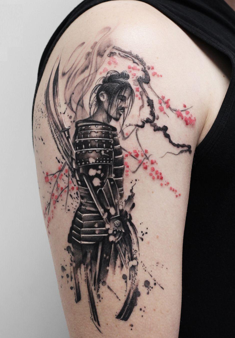 Deborah Genchi Creates Incredibly Versatile Tattoos