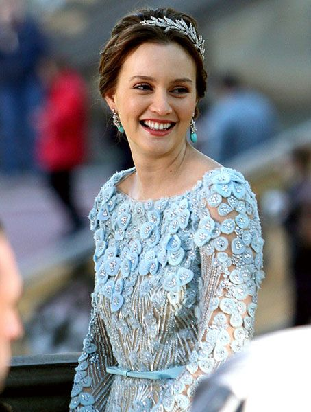 Chuck Bass And Blair Waldorf Wedding | Blair vs Serena: wedding ...