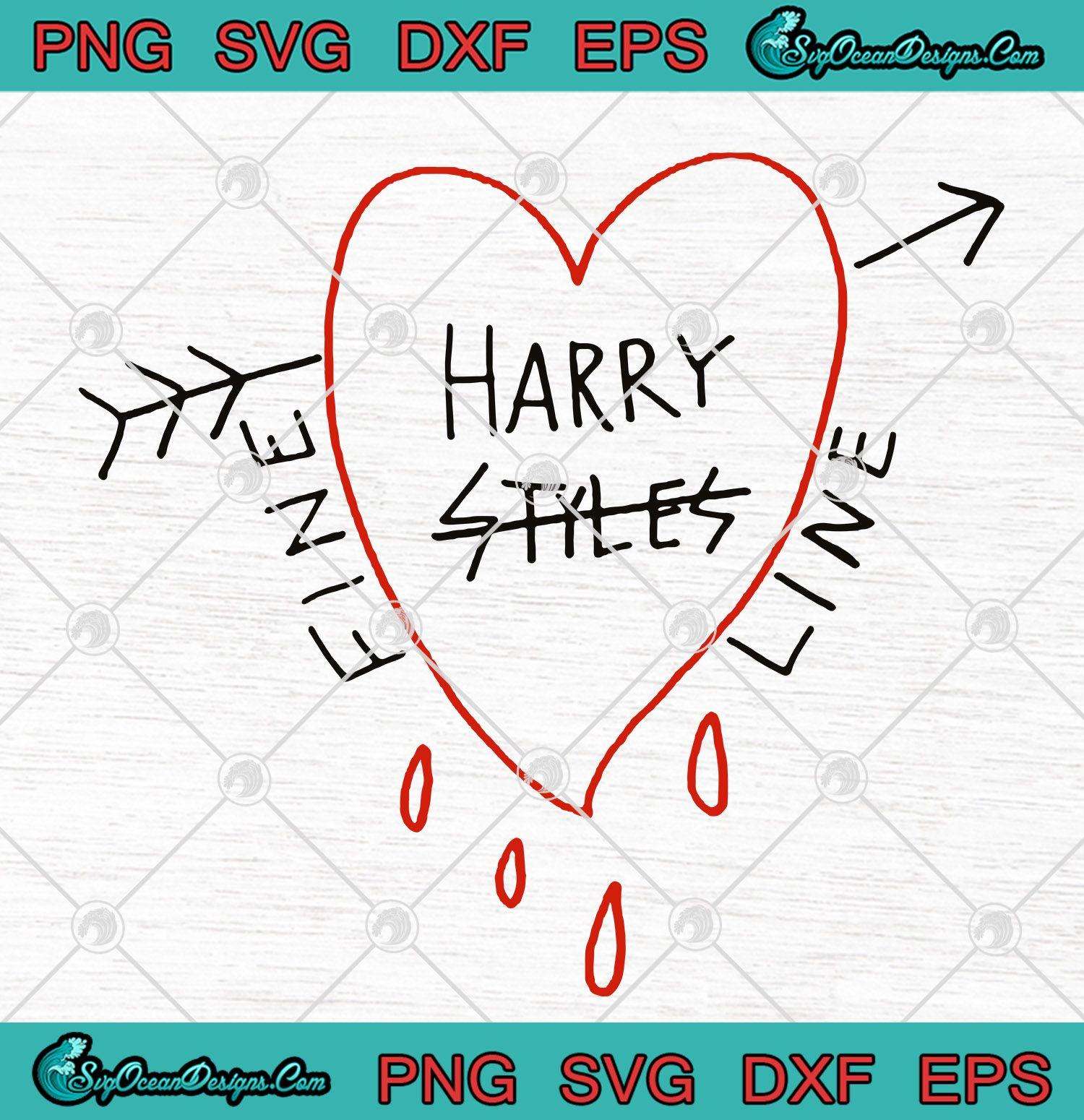 Harry Styles Fine Line Funny Svg Png Eps Dxf Digital Download Art Harry Styles Svg Line Sticker Funny Svg Harry Styles Poster