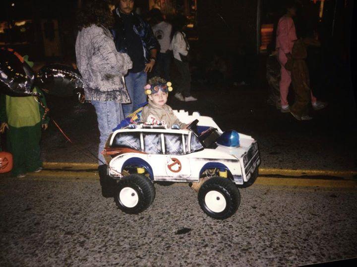 Ecto 1 Powerwheels Ghostbusters In 2019 Power Wheels Stroller