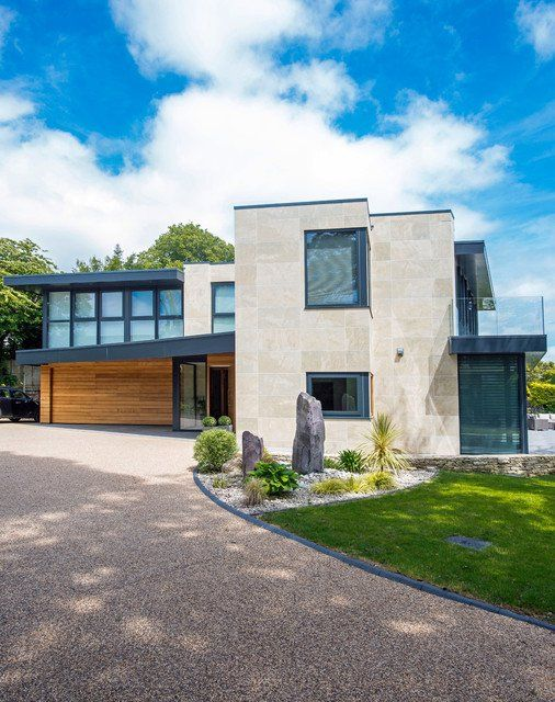 20 Unbelievable Modern Home Exterior Designs: 20 Unbelievably Beautiful Contemporary Home Exterior Designs - Part 1