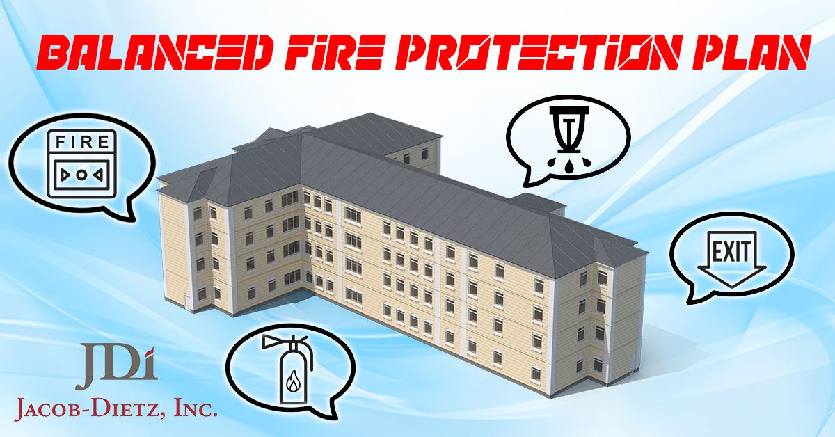 Does your business have a balanced fire protection plan in