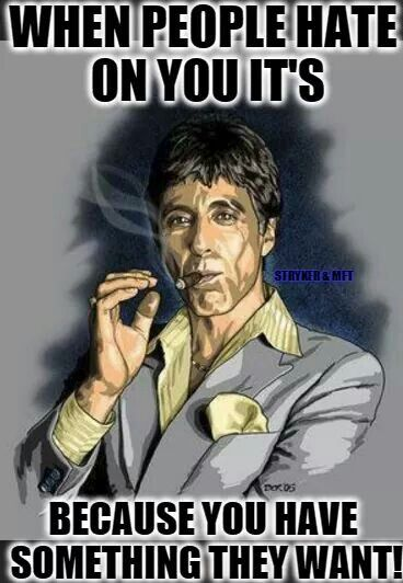 Scarface By Tom Allmon Scarface Quotes Al Pacino Scarface
