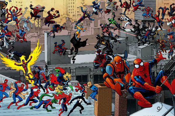 plano critico homem-aranha quadrinhos indice lista