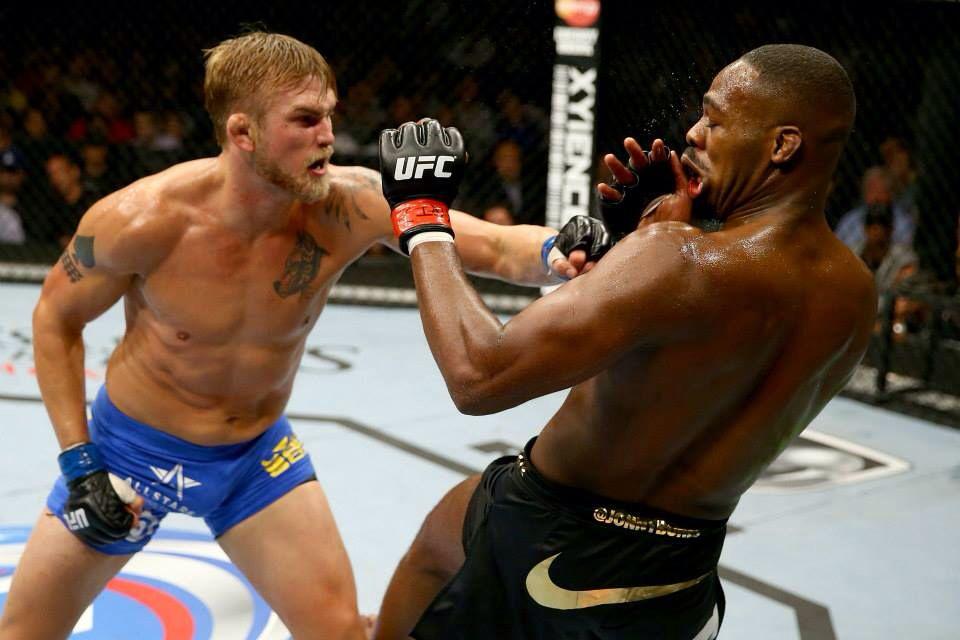 Alex Vs John One Of The Best Fight Ever Rrocky Vs Apollo Ufc Mma Boxing Mma