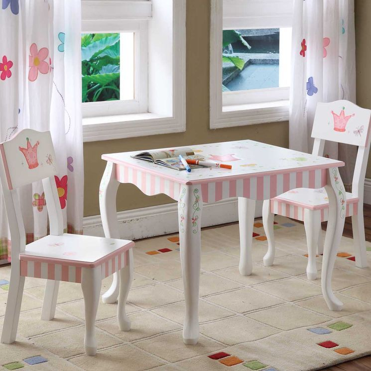 Features:  Hand Painted And Hand Carved Design With Durable Wooden  Construction And Non Toxic Paint By Teamson Design Corp .  Perfect Place  For Your Kidsu0027 ...