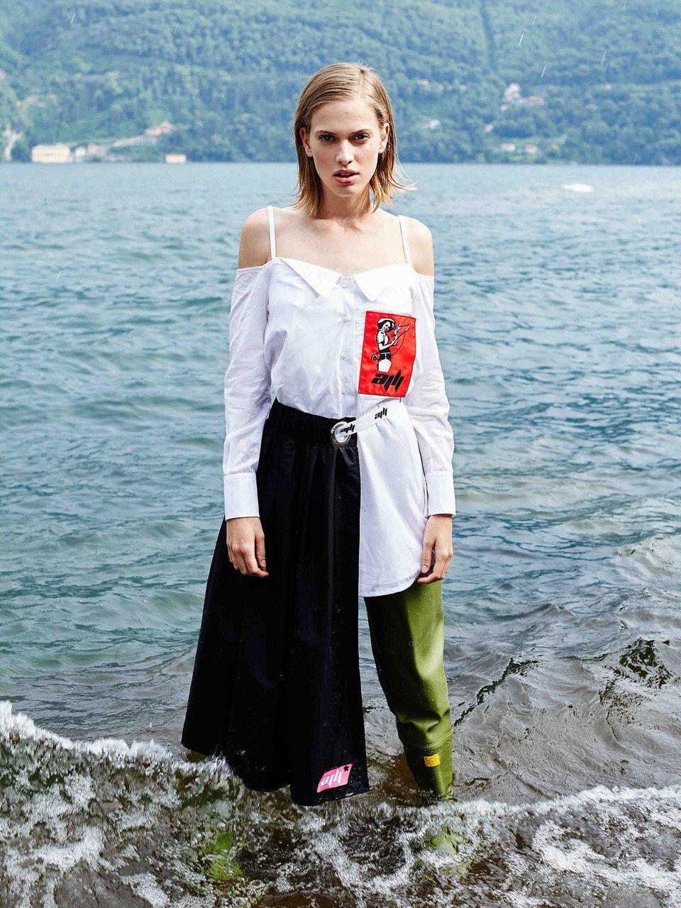 Au Jour Le Jour Fall 2016 Ready-to-Wear Fashion Show