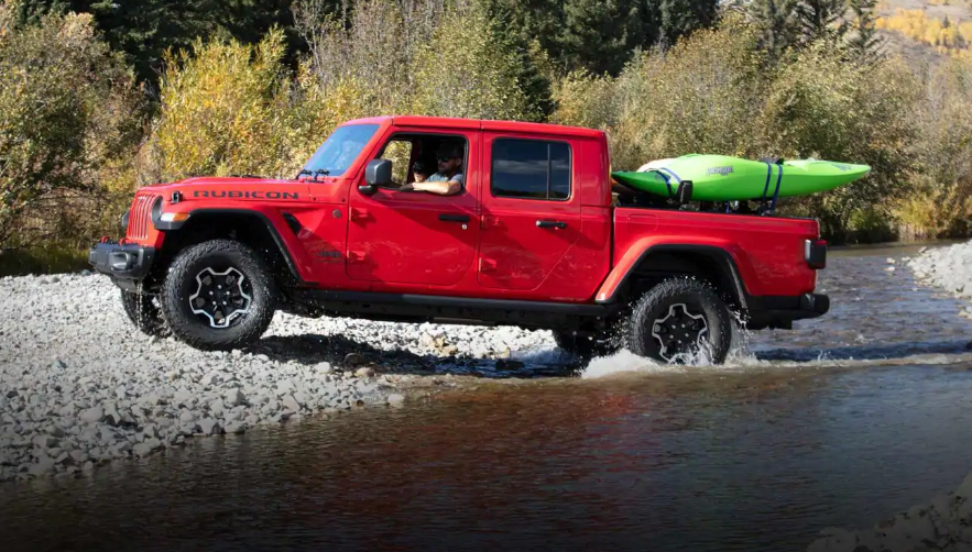 2020 Jeep Gladiator Rumors Changes Specs Interior Price News