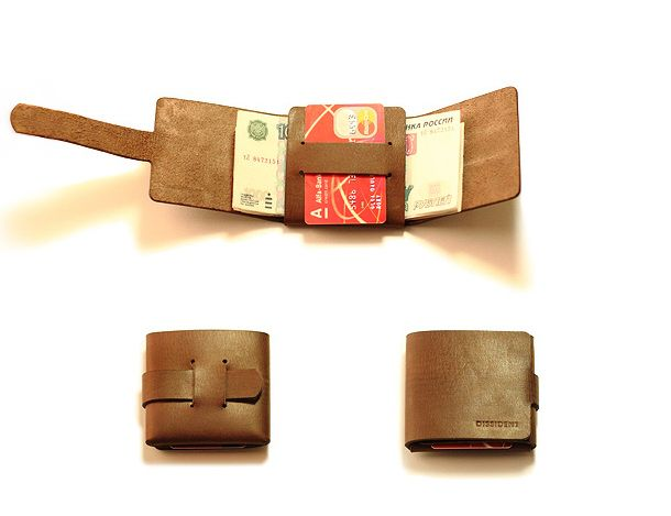 The Dissident Minimalist Wallet The Dissident Wallet
