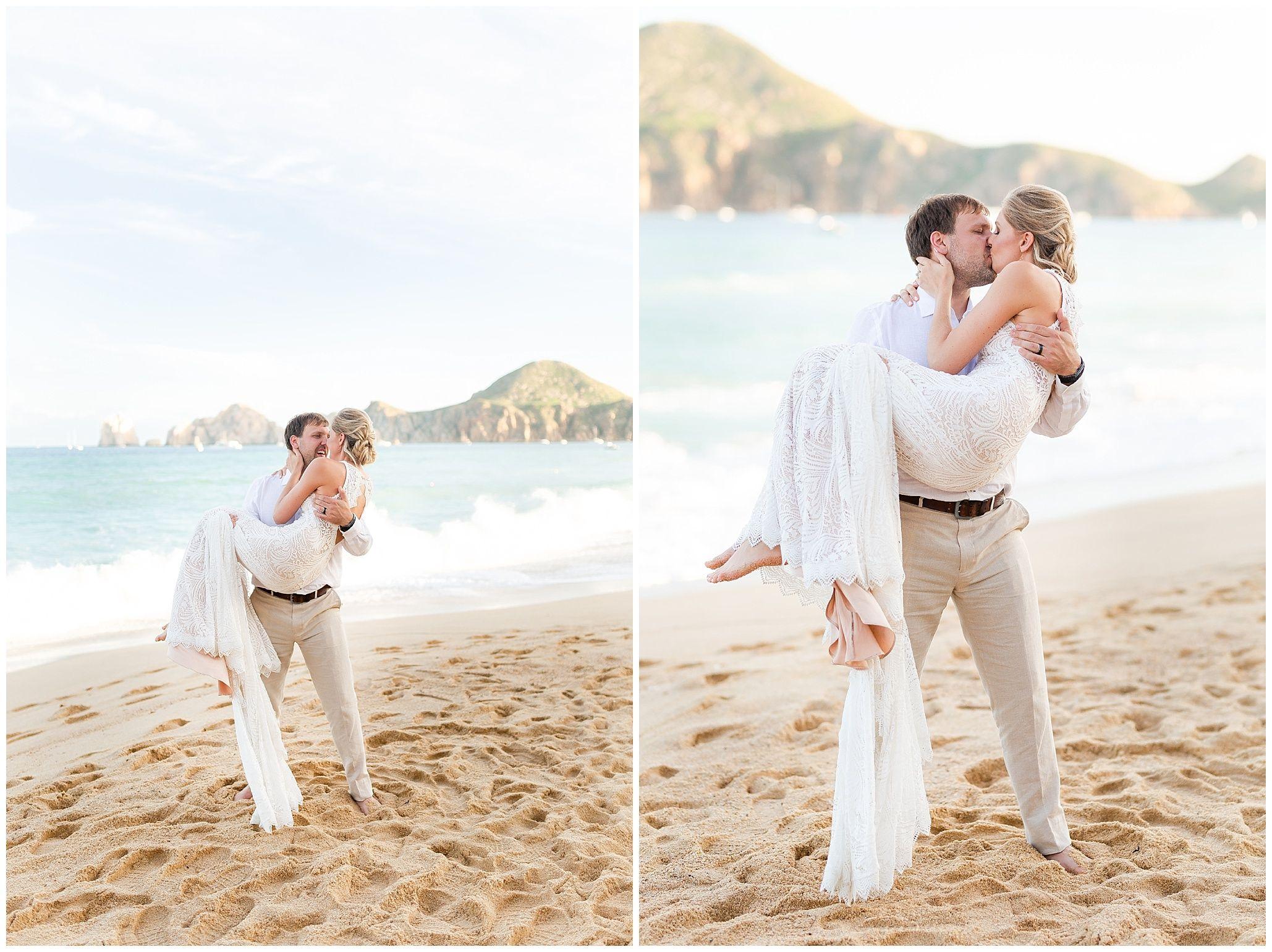 Cabo San Lucas Wedding Photographer Luke and Ashley